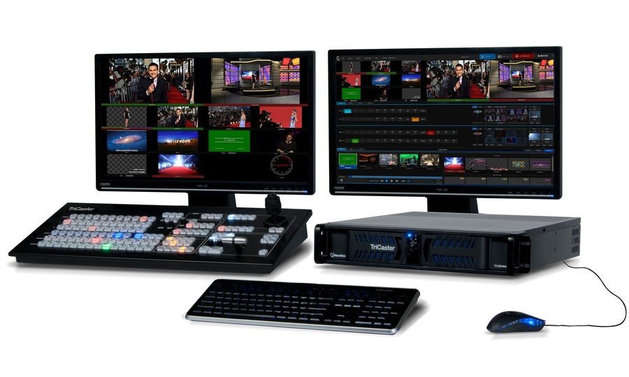 TriCaster460