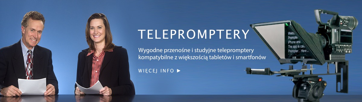TOP banner DataVideo Telepromptery